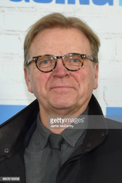Actor David Rasche attends the 'Going In Style' New York Premiere at SVA Theatre on March 30 2017 in New York City