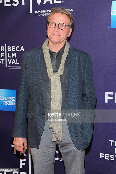 Actor David Rasche attends the Revenge For Jolly Premiere during the 2012 Tribeca Film Festival at the Chelsea Clearview Cinemas on April 21 2012 in...