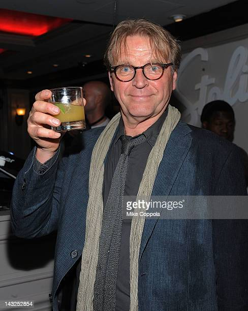 Actor David Rasche attends Tribeca Film Festival 2012 AfterParty For Revenge For Jolly Hosted By Stolichnaya Vodka on April 22 2012 in New York City