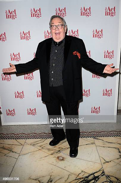 Actor David Schramm attends the 2015 Acting Company Fall Gala at Capitale on November 9 2015 in New York City
