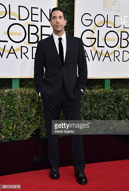 Actor David Schwimmer attends the 74th Annual Golden Globe Awards at The Beverly Hilton Hotel on January 8 2017 in Beverly Hills California