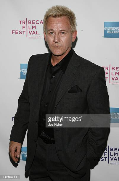 Actor David Sherrill attends the premiere of 'The 27 Club' during the 7th Annual Tribeca Film Festival on April 26 2008 in New York City