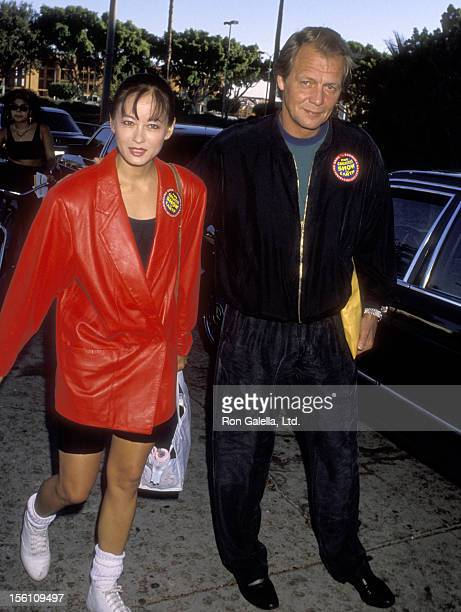 Actor David Soul and wife Actress Julia Nickson attend the Variety Children's Charities and the Milken Family Foundation Host the Festival For...