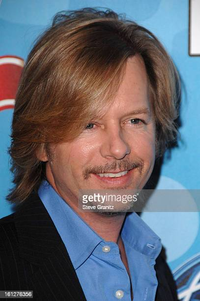 Actor David Spade arrives at the taping of Idol Gives Back held at the Kodak Theatre on April 6 2008 in Hollywood California