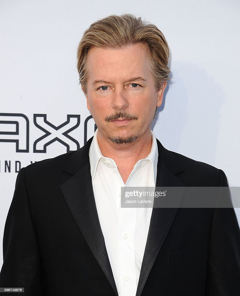 Actor David Spade attends the Comedy Central Roast of Rob Lowe at Sony Studios on August 27, 2016 in Los Angeles, California.