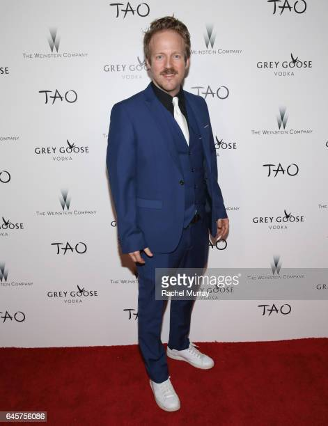 Actor David Sullivan attends The Weinstein Company's Academy Awards viewing and after party in partnership with Grey Goose at TAO Los Angeles on...