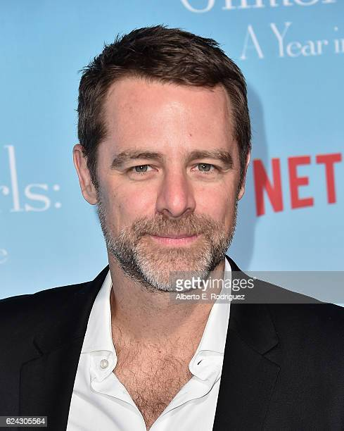Actor David Sutcliffe attends the premiere of Netflix's Gilmore Girls A Year In The Life at the Regency Bruin Theatre on November 18 2016 in Los...