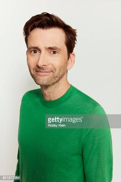 Actor David Tennant from Disney's 'DuckTales' poses for a