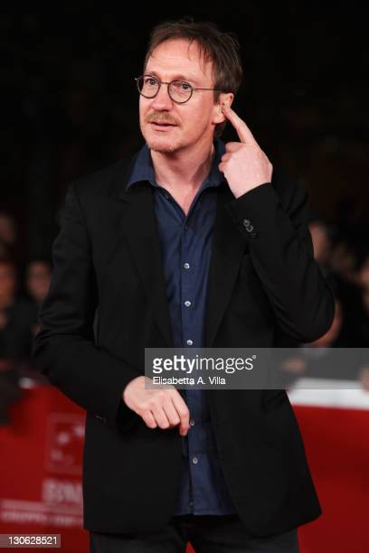 Actor David Thewlis attends 'The Lady' Premiere and Opening Ceremony during 6th International Rome Film Festival at Auditorium Parco Della Musica on...
