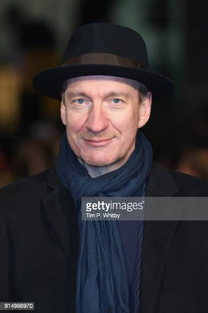 Actor David Thewlis attends 'The Mercy' World Premiere at The Curzon Mayfair on February 6 2018 in London England