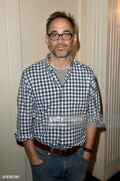 Actor David Wain attends TheWrap's 2nd annual Emmy party at The London Hotel on June 11 2015 in West Hollywood California