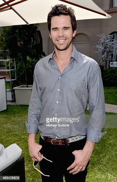 Actor David Walton attends NBCUniversal's Summer Press Day at Langham Hotel on April 8 2014 in Pasadena California