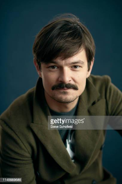 Actor Dawid Ogrodnik is photographed on May 19 2019 in Cannes France