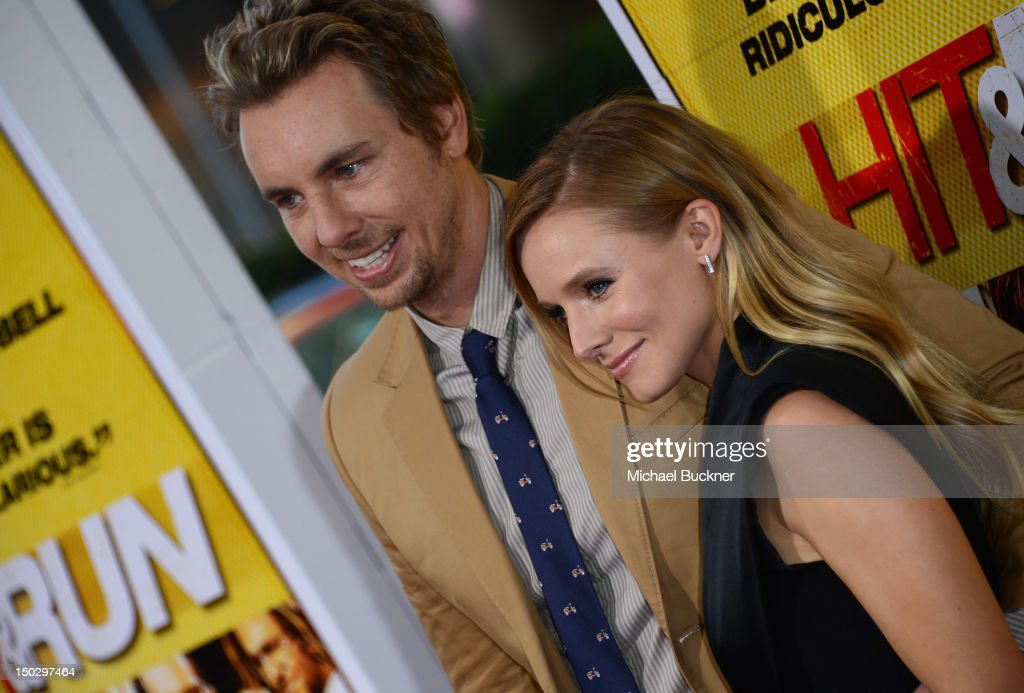 "Premiere Of Open Road Films' ""Hit & Run"" - Arrivals : News Photo"