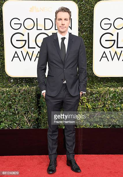 Actor Dax Shepard attends the 74th Annual Golden Globe Awards at The Beverly Hilton Hotel on January 8 2017 in Beverly Hills California