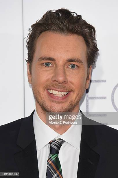 Actor Dax Shepard attends the People's Choice Awards 2017 at Microsoft Theater on January 18 2017 in Los Angeles California