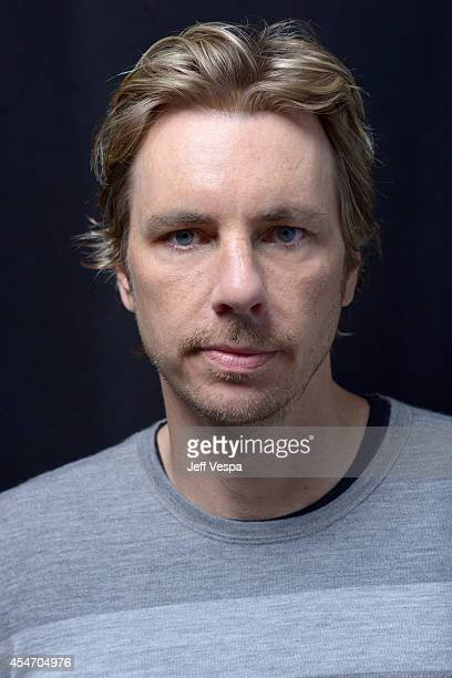 Actor Dax Shepard of 'The Judge' poses for a portrait during the 2014 Toronto International Film Festival on September 5 2014 in Toronto Ontario