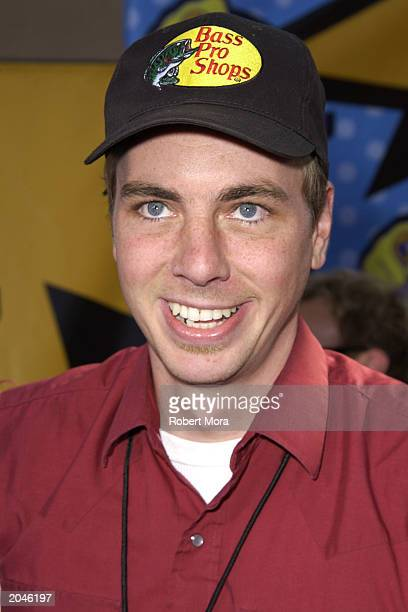 Actor Dax Sheppard attends The 2003 MTV Movie Awards held at the Shrine Auditorium on May 31 2003 in Los Angeles California