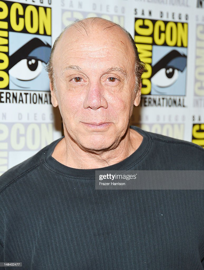 Actor Dayton Callie attends 'Sons of Anarchy' press line during Comic-Con International 2012 at Hilton San Diego Bayfront Hotel on July 15, 2012 in San Diego, California.