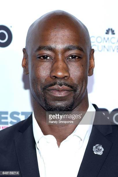 Actor DB Woodside attends Outfest Fusion LGBT People of Color Film Festival on March 4 2017 in Los Angeles California