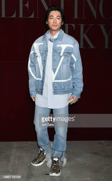 Actor Dean Fujioka attends the photocall for Valentino TKY 2019 Pre-Fall Collection at Terada Warehouse on November 27, 2018 in Tokyo, Japan.