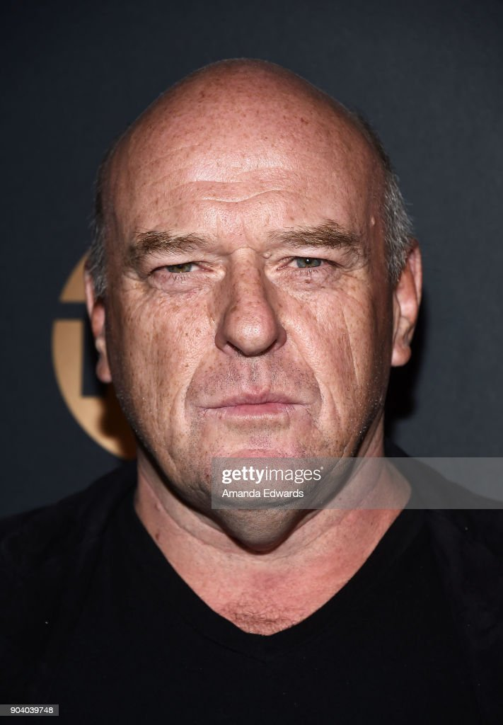 Actor Dean Norris arrives at the premiere of TNT's 'The Alienist' at The Paramount Lot on January 11, 2018 in Hollywood, California.