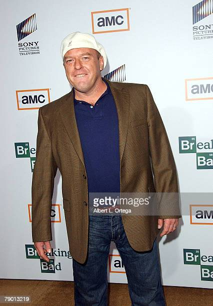 Actor Dean Norris arrives at the Premiere Screening of AMC's new Sony Pictures' Television drama Breaking Bad held on January 15 2008 at The Cary...