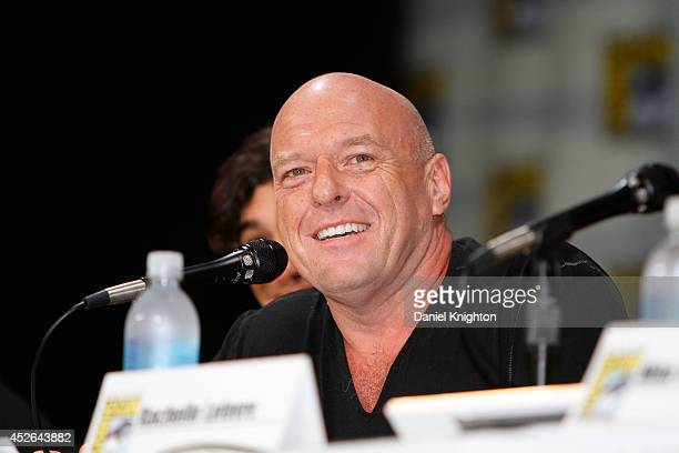 """Actor Dean Norris attends the CBS """"Under The Dome"""" panel & exclusive sneak preview during Comic-Con International at San Diego Convention Center on..."""