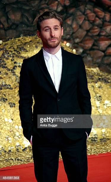 """Actor Dean O'Gorman attends the """"The Hobbit: The Desolation of Smaug"""" European Premiere at Cinestar on December 9, 2013 in Berlin, Germany."""