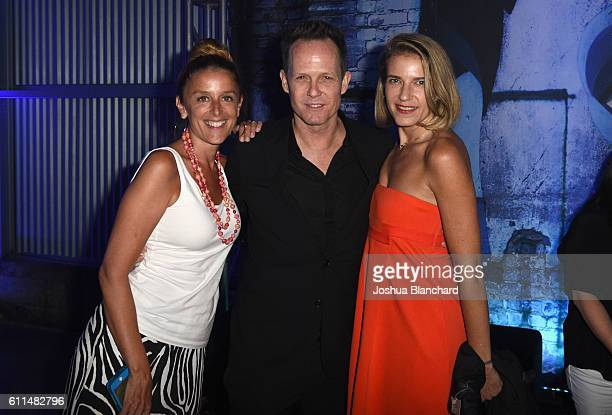 Actor Dean Winters and guests attend EPIX 'Berlin Station' LA premiere at Milk Studios on September 29 2016 in Los Angeles California