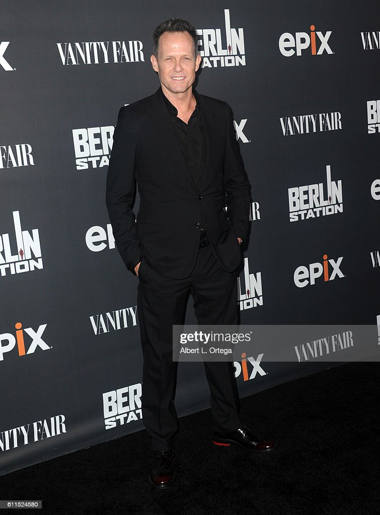 Actor Dean Winters arrives for the Premiere Of EPIX's 'Berlin Station' held at Milk Studios on September 29, 2016 in Hollywood, California.