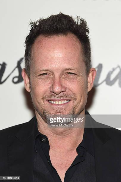 Actor Dean Winters attends a screening of IFC Films' Asthma hosted by The Cinema Society and Northwest at Roxy Hotel on October 8 2015 in New York...