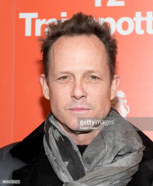 Actor Dean Winters attends a screening of 'T2 Trainspotting' hosted by TriStar Pictures and The Cinema Society at Landmark Sunshine Cinema on March...