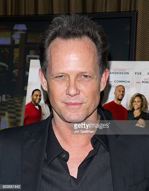 Actor Dean Winters attends the 'Barbershop The Next Cut' New York screening at HBO Screening Room on April 11 2016 in New York City
