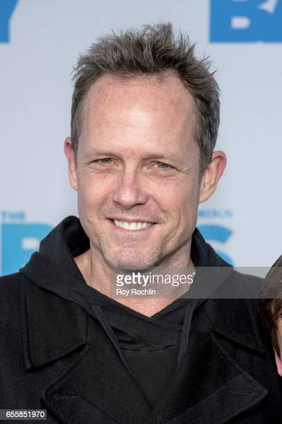 Actor Dean Winters attends 'The Boss Baby' New York Premiere at AMC Loews Lincoln Square 13 theater on March 20 2017 in New York City