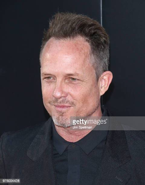 Actor Dean Winters attends the 'Gotti' New York premiere at SVA Theater on June 14 2018 in New York City