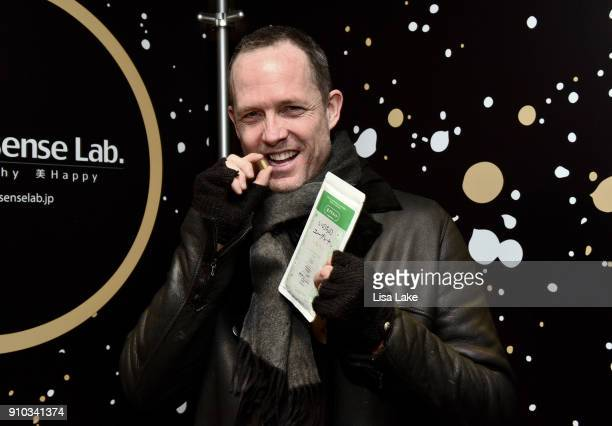 Actor Dean Winters attends the GRAMMY Gift Lounge during the 60th Annual GRAMMY Awards at Madison Square Garden on January 25 2018 in New York City