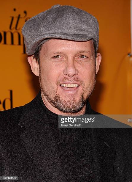 Actor Dean Winters attends the It's Complicated special screening at the Chelsea Clearview Cinema 9 on December 10 2009 in New York City