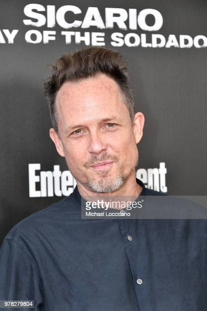 Actor Dean Winters attends the New York screening of 'Sicario Day Of The Soldado' on June 18 2018 in New York City
