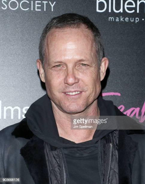 Actor Dean Winters attends the premiere of IFC Films' 'Freak Show' hosted by The Cinema Society and Bluemercury at Landmark Sunshine Cinema on...