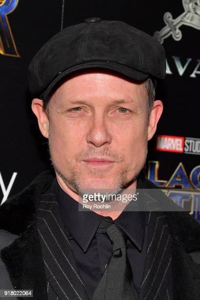 Actor Dean Winters attends the screening of Marvel Studios' 'Black Panther' hosted by The Cinema Society on February 13 2018 in New York City