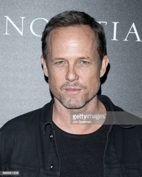 Actor Dean Winters attends the screening of Sony Pictures Classics' 'Novitiate' hosted by Miu Miu and The Cinema Society at The Landmark at 57 West...