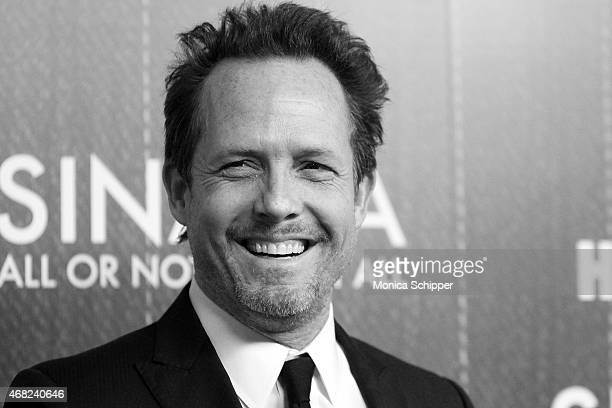 Actor Dean Winters attends the Sinatra All Or Nothing At All New York Screening at Time Warner Center on March 31 2015 in New York City
