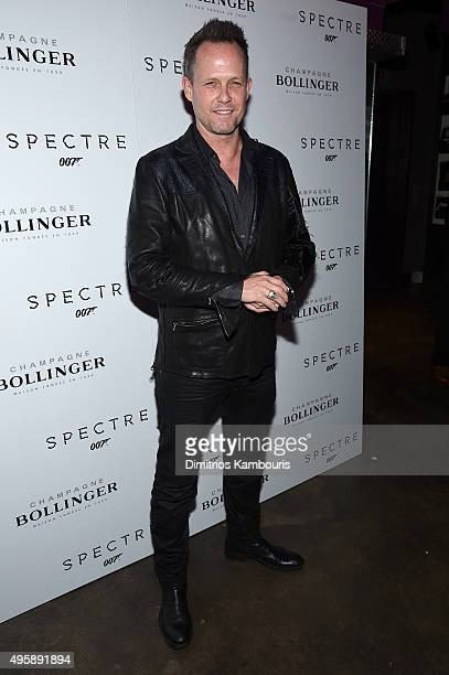 Actor Dean Winters attends the Spectre prerelease screening hosted by Champagne Bollinger and The Cinema Society at the IFC Center on November 5 2015...
