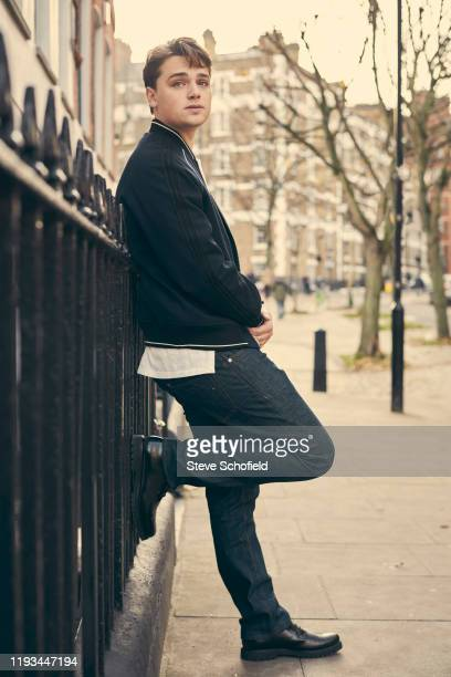 Actor DeanCharles Chapman is photographed for the Wrap magazine on December 5 2019 in London England