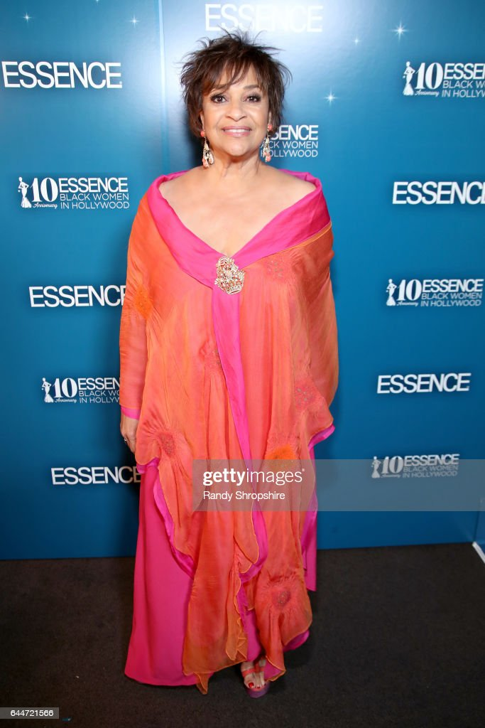 Actor Debbie Allen at Essence Black Women in Hollywood Awards at the Beverly Wilshire Four Seasons Hotel on February 23, 2017 in Beverly Hills, California.