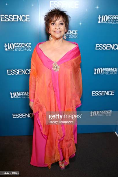 Actor Debbie Allen at Essence Black Women in Hollywood Awards at the Beverly Wilshire Four Seasons Hotel on February 23 2017 in Beverly Hills...