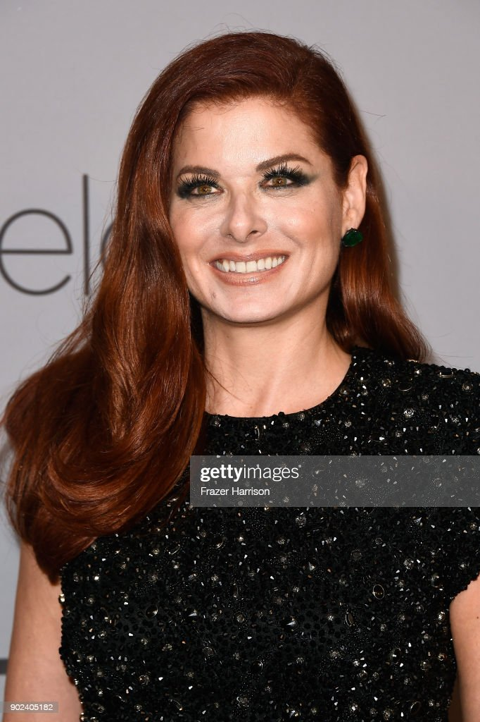 Actor Debra Messing attends the 19th Annual Post-Golden Globes Party hosted by Warner Bros. Pictures and InStyle at The Beverly Hilton Hotel on January 7, 2018 in Beverly Hills, California.