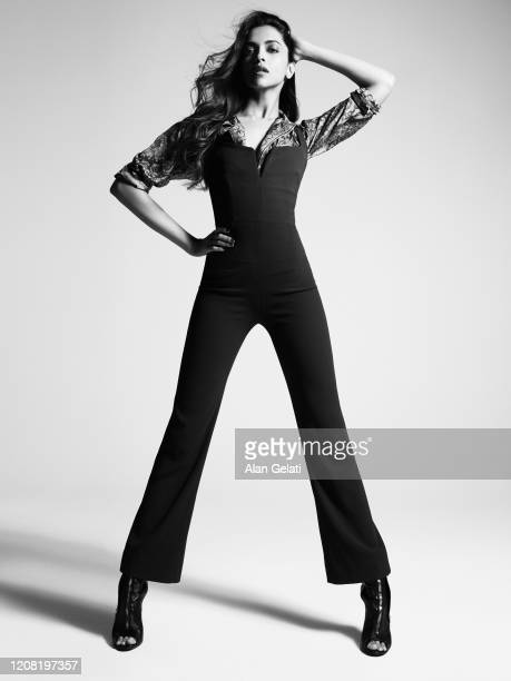 Actor Deepika Padukone is photographed for Tings magazine on March 4 2018 in London England
