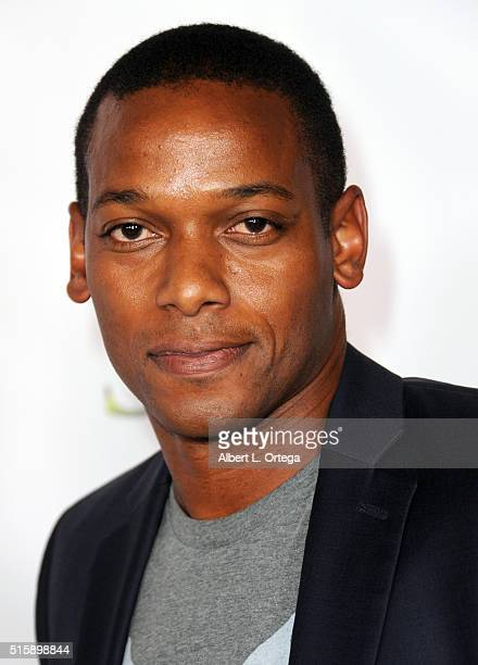 Actor Delpaneaux Wills arrives for the Premiere Of JR Productions' Halloweed held at TCL Chinese 6 Theatres on March 15 2016 in Hollywood California